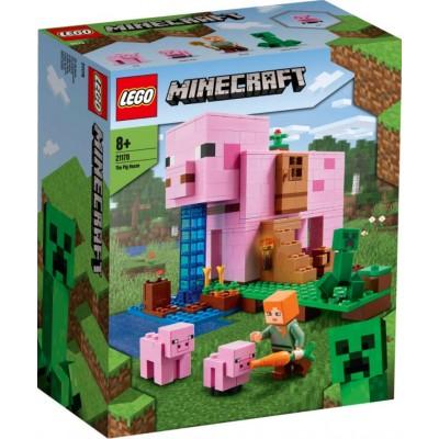 LEGO® Minecraft™ The Pig House 21170