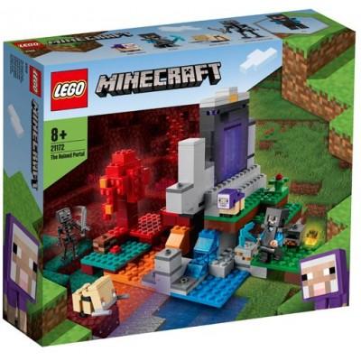 LEGO® Minecraft™ The Ruined Portal 21172