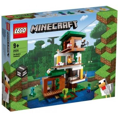 LEGO® Minecraft™ The Modern Treehouse 21174