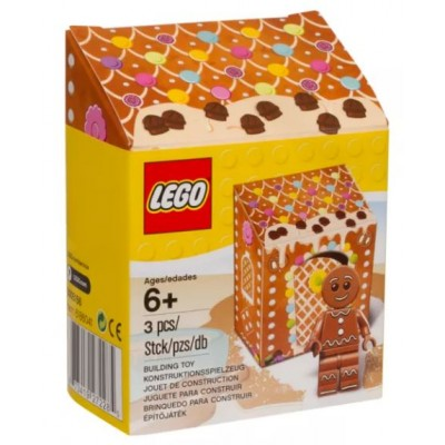 LEGO® Minifigures Gingerbread Man 5005156