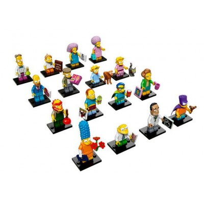 LEGO® Minifigures (The Simpsons™ Series 2) - 1 packet 71009
