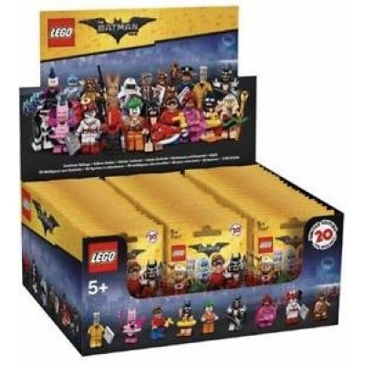 LEGO® Minifigures THE LEGO® BATMAN MOVIE - Box 71017