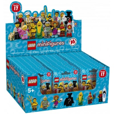 LEGO® Minifigures Series 17 - Box 71018