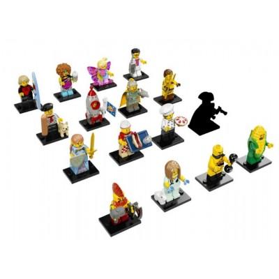 LEGO® Minifigures Series 17 71018