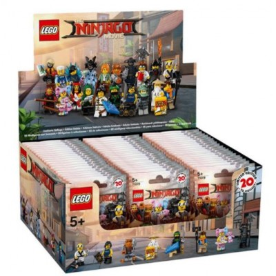 LEGO® Minifigures - THE LEGO® NINJAGO® MOVIE™ - Box 71019