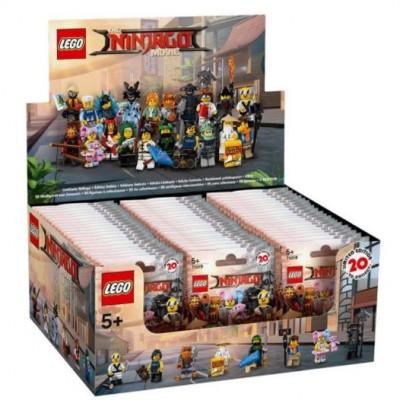 LEGO® Minifigures - THE LEGO® NINJAGO® MOVIE™ - Box 71019
