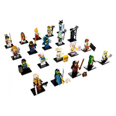 LEGO® Minifigures - THE LEGO® NINJAGO® MOVIE™ 71019