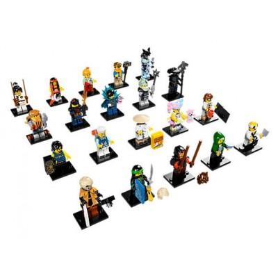 LEGO® Minifigures - THE LEGO® NINJAGO® MOVIE™ 71019