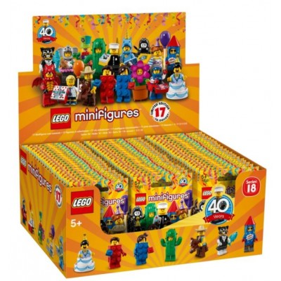 LEGO®  Minifigures Party series - 71021 Box