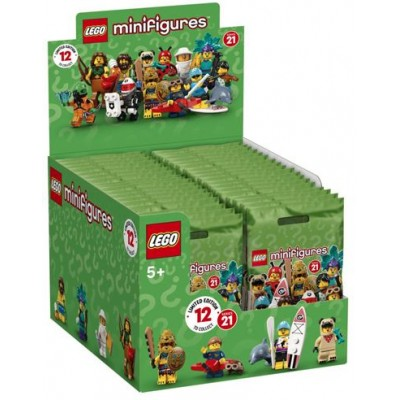 LEGO® Minifigures Series 21 - Box 71029