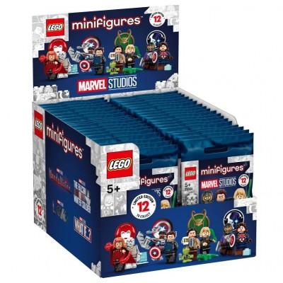 LEGO® Marvel Studios Minifigures - 71031 box