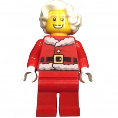 LEGO Minifigure - Santa Mrs Claus