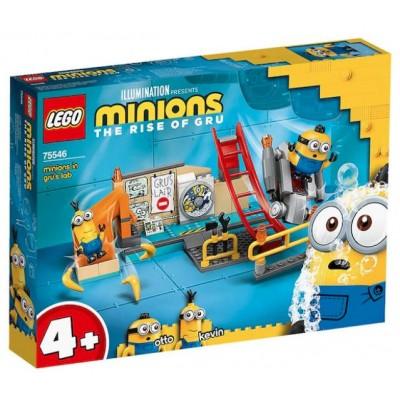 LEGO® Minions in Gru's Lab 75546