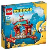 LEGO® Minions Kung Fu Battle 75550