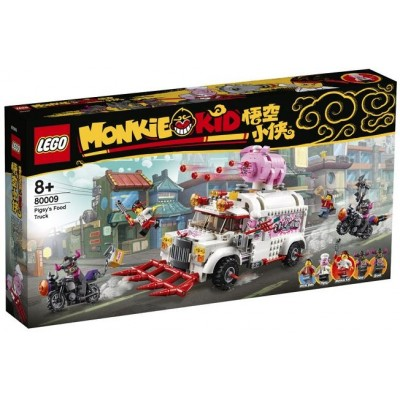 LEGO® Monkie Kid™ Pigsy's Food Truck 80009