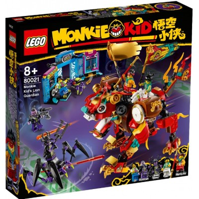 LEGO® Monkie Kid™ Lion Guardian 80021