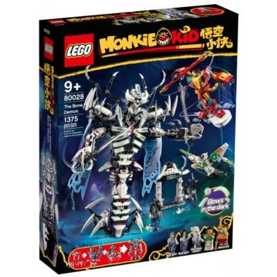 LEGO® Monkie Kid™ The Bone Demon 80028