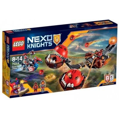 LEGO® NEXO KNIGHTS™  Beast Master's Chaos Chariot 70314