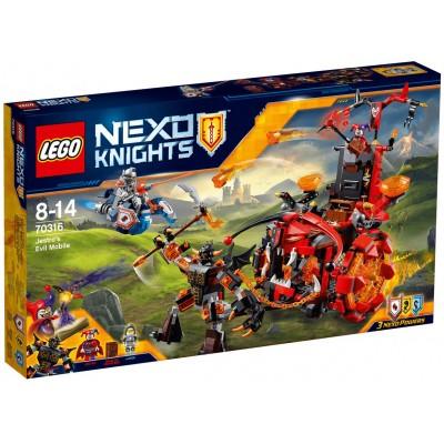 LEGO® NEXO KNIGHTS™  Jestro's Evil Mobile 70316