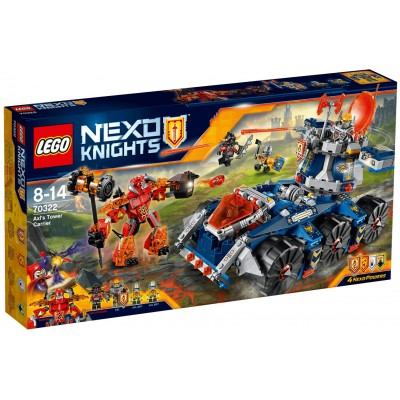 LEGO® NEXO KNIGHTS™ Axl's Tower Carrier 70322