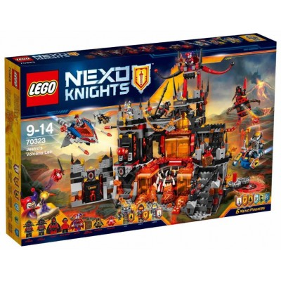 LEGO® NEXO KNIGHTS™ Jestro's Volcano Lair 70323