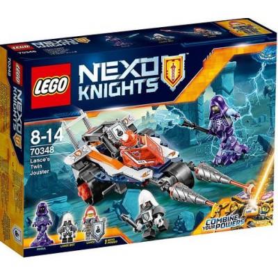 LEGO® NEXO KNIGHTS™ Lance's Twin Jouster 70348