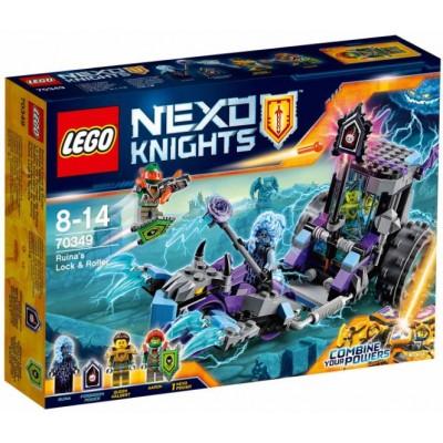 LEGO® NEXO KNIGHTS™  Ruina's Lock & Roller 70349