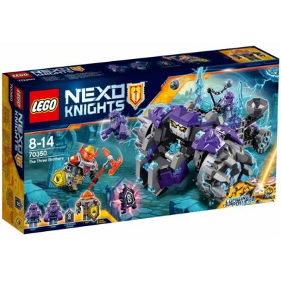 LEGO® NEXO KNIGHTS™ The Three Brothers 70350