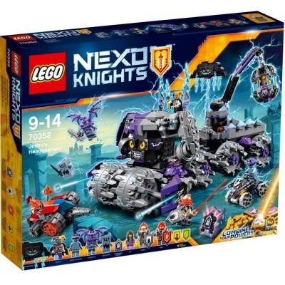 LEGO Jestro's Headquarters