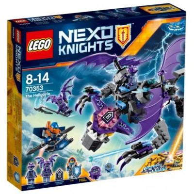 LEGO® NEXO KNIGHTS™ The Heligoyle 70353