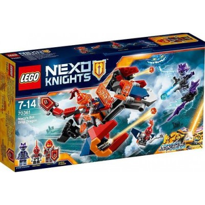 LEGO® NEXO KNIGHTS™ Macy's Bot Drop Dragon 70361