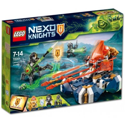 LEGO® NEXO KNIGHTS™ Lance's Hover Jouster 72001