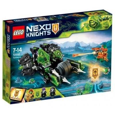 LEGO® NEXO KNIGHTS™ Twinfector 72002