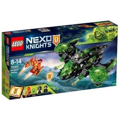LEGO® NEXO KNIGHTS™ Berserker Bomber 72003
