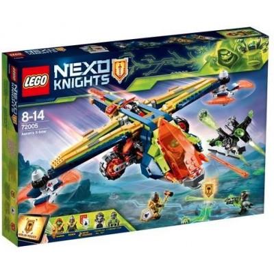 LEGO® NEXO KNIGHTS™ Aaron's X-bow 72005