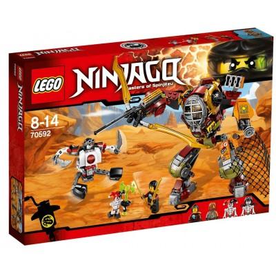 LEGO® NINJAGO® Salvage M.E.C. 70592