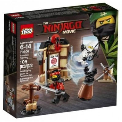 LEGO® NINJAGO® Spinjitzu Training 70606