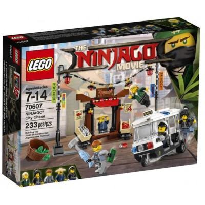 LEGO® NINJAGO® City Chase 70607