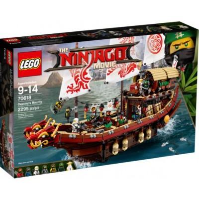 LEGO® NINJAGO® Destiny's Bounty 70618