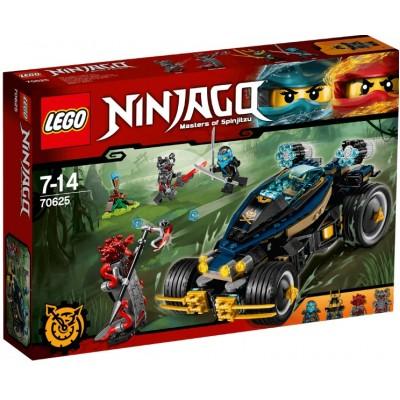 LEGO® NINJAGO® Ninjago Samurai VXL 70625