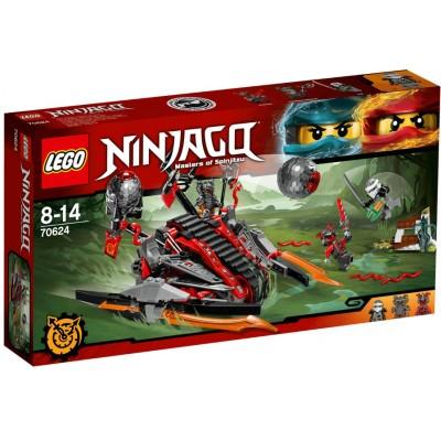LEGO® NINJAGO® Vermillion Invader 70624
