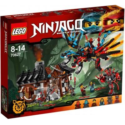LEGO® NINJAGO® Dragon's Forge 70627