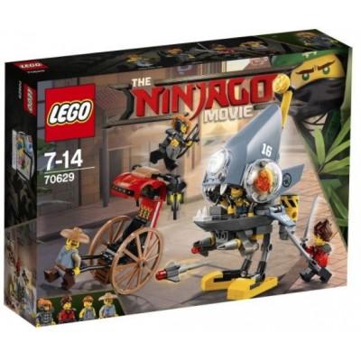 LEGO® NINJAGO® Piranha Attack 70629