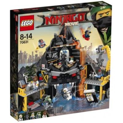 LEGO® NINJAGO® Garmadon's Volcano Lair 70631