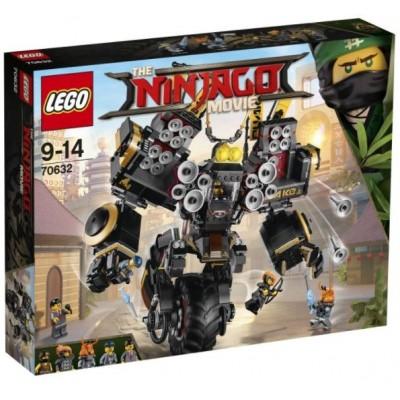 LEGO® NINJAGO® Quake Mech 70632