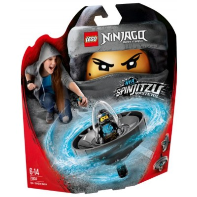 LEGO® NINJAGO® Nya – Spinjitzu Master 70634