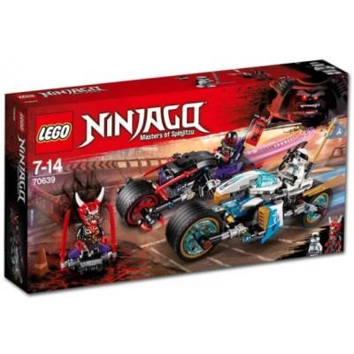 LEGO® NINJAGO® Street Race of Snake Jaguar 70639