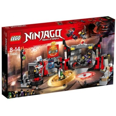 LEGO® NINJAGO® S.O.G. Headquarters 70640