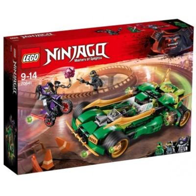 LEGO® NINJAGO® Ninja Nightcrawler 70641