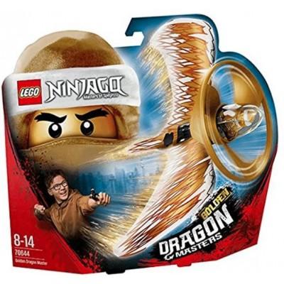 LEGO® NINJAGO® Golden Dragon Master 70644